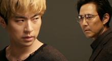 [사바하]포스터 촬영 현장 비하인드 영상