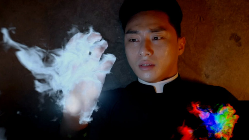 [사자]판타지의 세계 - Part.2 'SFX 비하인드'  특별 영상