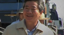 [물의 기억]물의 기억에 담긴 故 노무현 대통령의 소망 영상