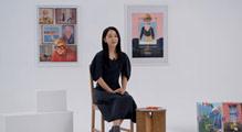 [호크니]배우 신혜선 도슨트 영상