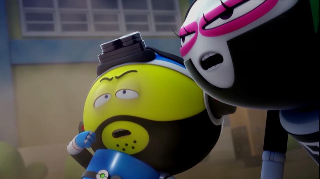 [극장판 타오르지마 버스터-블랙어썰트의 귀환]T(X) Buster  테마곡 뮤직비디오