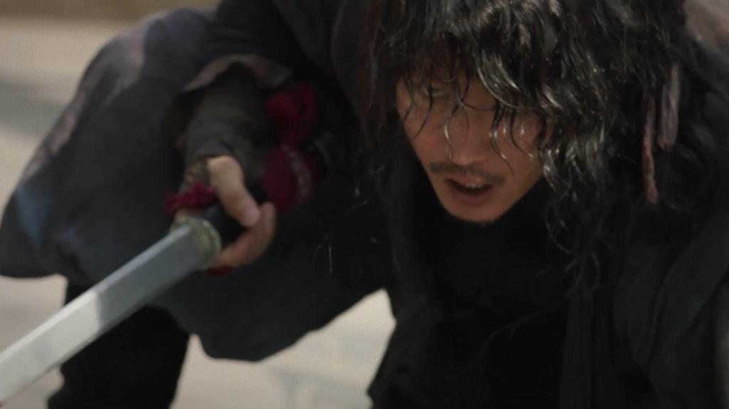 [검객]'그 검이 알고싶다' 영상