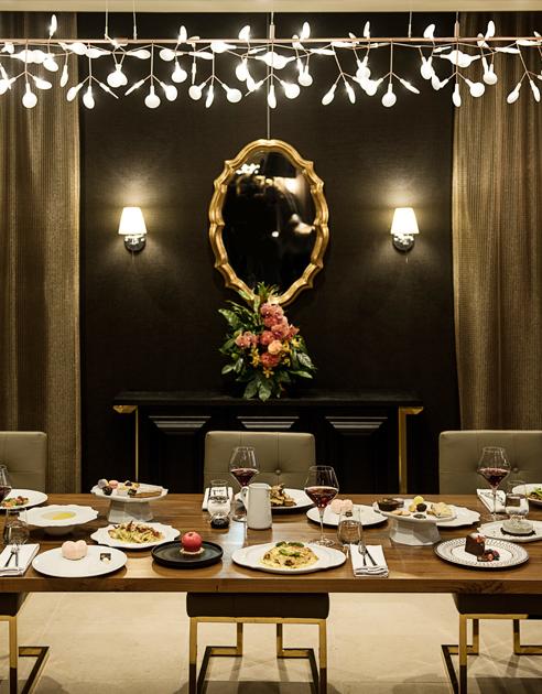 씨네드쉐프 FINE DINING 슬라이드 이미지2