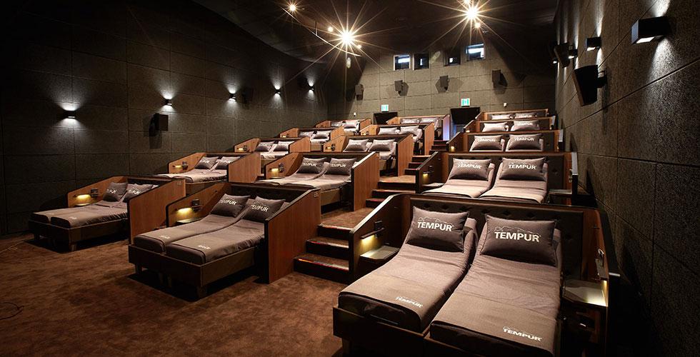 Tempur Cinema란