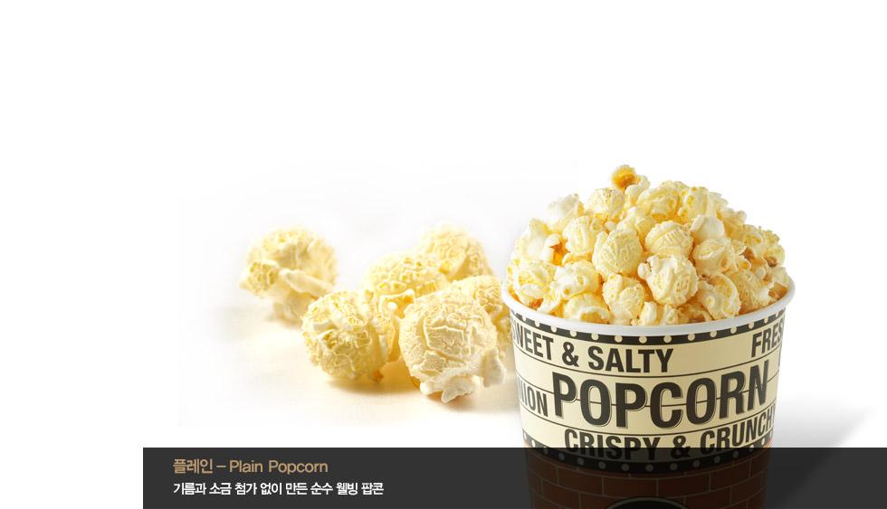 플레인 - Plain Popcorn