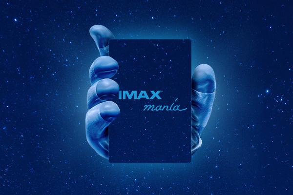 [IMAX MANIA] 런칭!