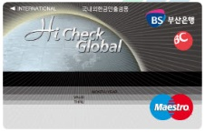 Hi Check Global 카드