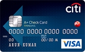A+체크카드