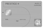 DGB대구 PRESTIGE+ 카드