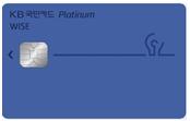 와이즈플래티늄카드