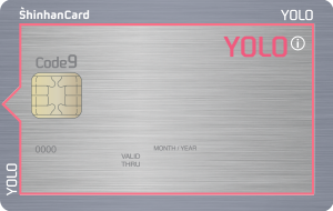 신한카드 YOLO ⓘ