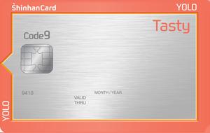 신한카드 YOLO Tasty