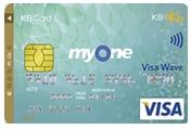 KB국민 마이원 카드