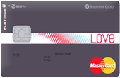 LOVE플래티늄 카드