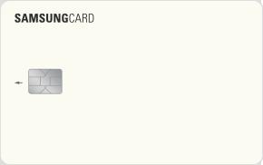 야우리백화점 삼성지엔미카드