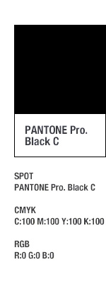 SUB3 - PANTONE Pro Black C / SPOT - PANTONE Pro. Black C, CMYK - C:100 M:100 Y:100 K:100, RGB - R:0 G:0 B:0