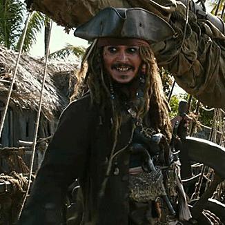 `캐리비안의 해적: 죽은 자는..