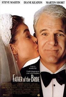 신부와 아버지 포스터