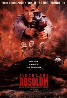 압솔롬 탈출 포스터