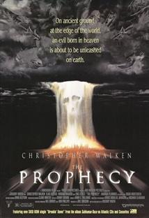 예언 포스터
