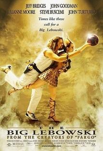 위대한 레보스키 포스터