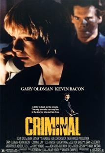 크리미널로 포스터