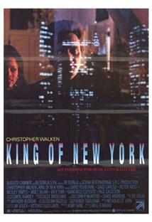 킹 뉴욕 포스터