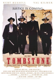 툼스톤 포스터