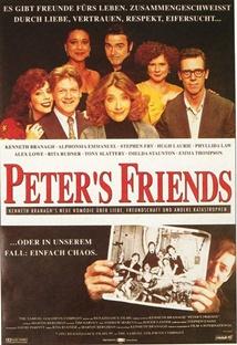 피터의 친구들 포스터