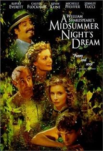 한여름밤의 꿈 포스터