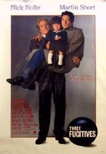 3인의 도망자 포스터