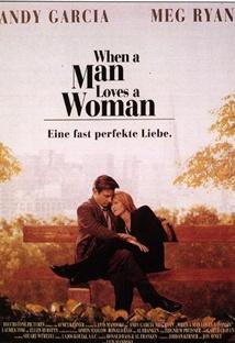 남자가 사랑 할 때 포스터