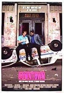 다운타운 포스터