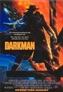 다크맨 포스터