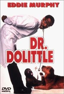 닥터 두리틀 포스터