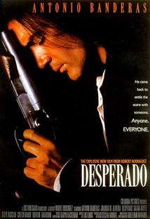 데스페라도 포스터