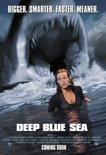 딥 블루시 포스터
