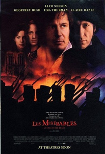 레 미제라블 포스터