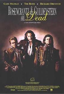 로젠크란츠와 길덴스턴은 죽었다 포스터