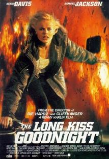 롱 키스 굿 나잇 포스터