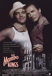 맘보 킹 포스터