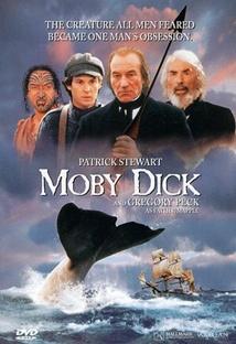 모비 딕 포스터