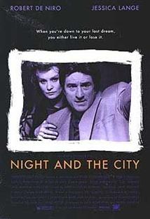 밤 그리고 도시 포스터