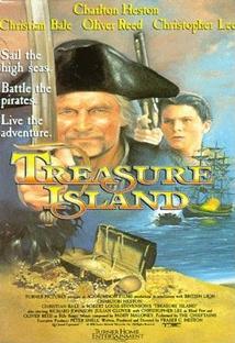 보물섬 포스터