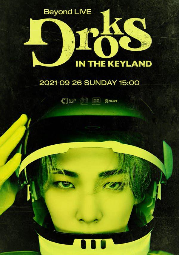 Beyond LIVE - KEY) GROKS IN THE KEYLAND 포스터 새창