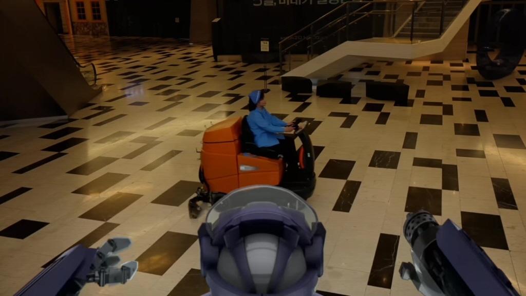 [엑스맨: 데이즈 오브 퓨처 패스트]엑스맨 인터랙티브 체험 영상 - 엑스맨: 데이즈 오브 퓨처 패스트