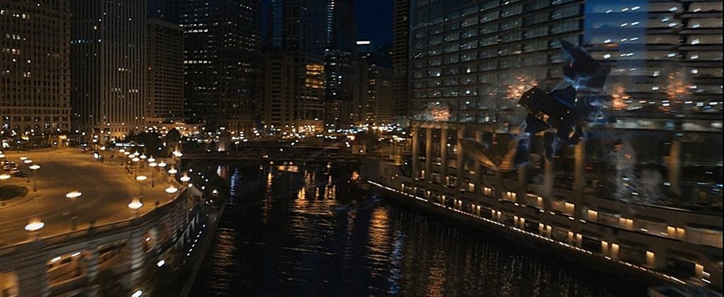 [주피터 어센딩]스페이스 IMAX 영상