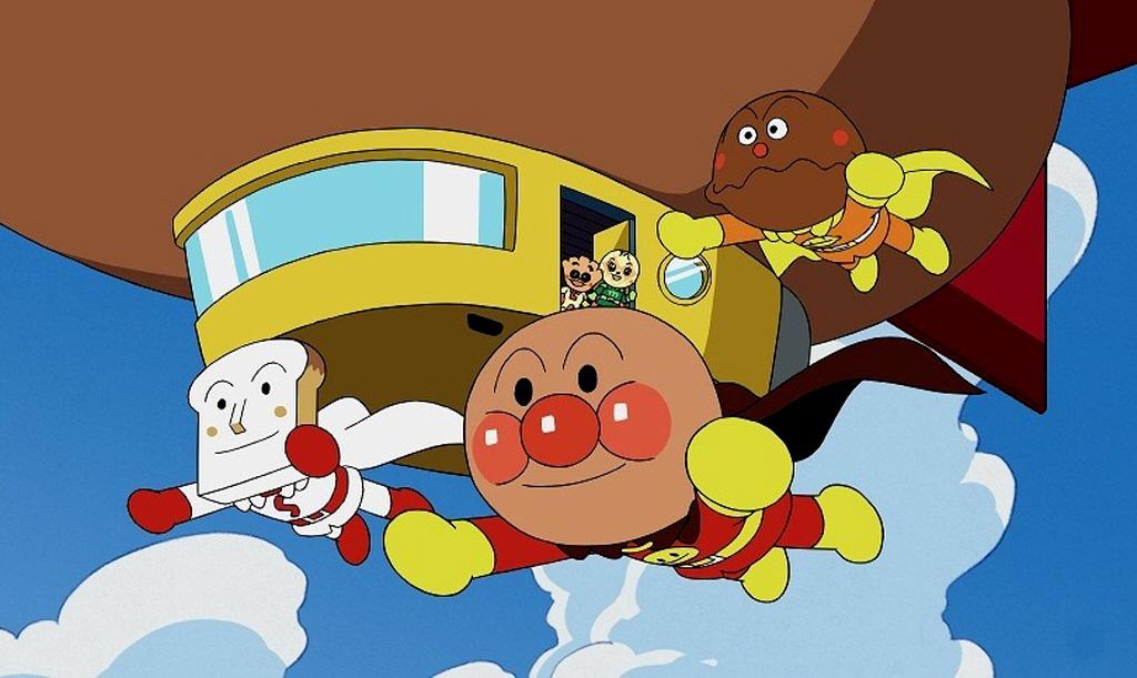 [극장판 날아라! 호빵맨 : 바나나섬을 되찾아줘]15초예고편 - 극장판 날아라! 호빵맨 : 바나나섬을 되찾아줘