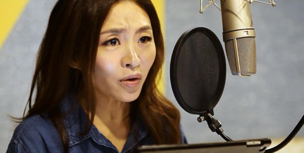 [달빛궁궐]환상의 하모니 더빙현장 영상