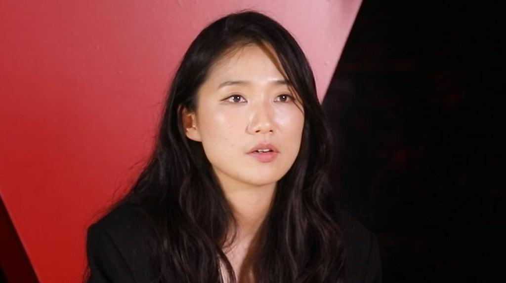 [블랙 위도우]플라워 뮤럴 월 제작 영상